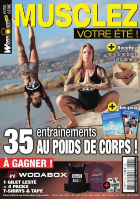 Workout Mag n°HS2